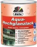 "Аква-эмаль глянцевая ""Agua-Hochglanzlack"""