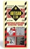 Штукатурка короед Artisan C-34