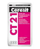 Клей для блоков из ячеистого бетона Ceresit CT-21 зима