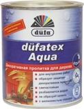 """Лессирующая пропитка для дерева,бесцветная """"Dufatex Agua"""""""
